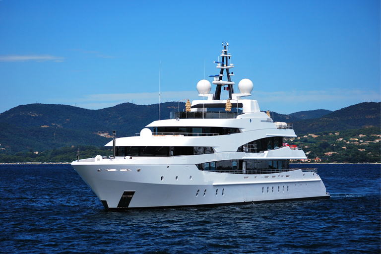 Sumner Labs Plastic Cleaner Uses Marine Yacht